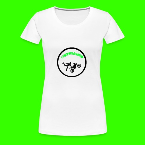 OUTRIDERS LOGO SIMPLE - Frauen Premium T-Shirt