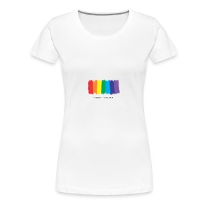 Taste the rainbow - Frauen Premium T-Shirt