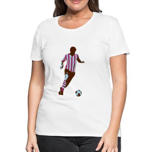 Spartaan - Vrouwen Premium T-shirt