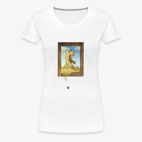 Sand - Camiseta premium mujer