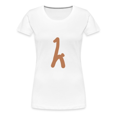 Classic Llama - Women's Premium T-Shirt
