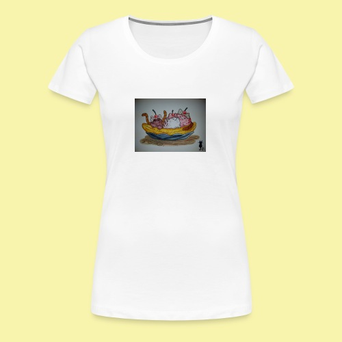 Ice-Cat's - Frauen Premium T-Shirt