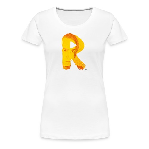 RaG Gaming™ small logo - Premium T-skjorte for kvinner
