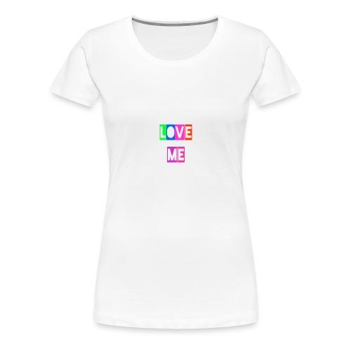 LoveMe - Camiseta premium mujer
