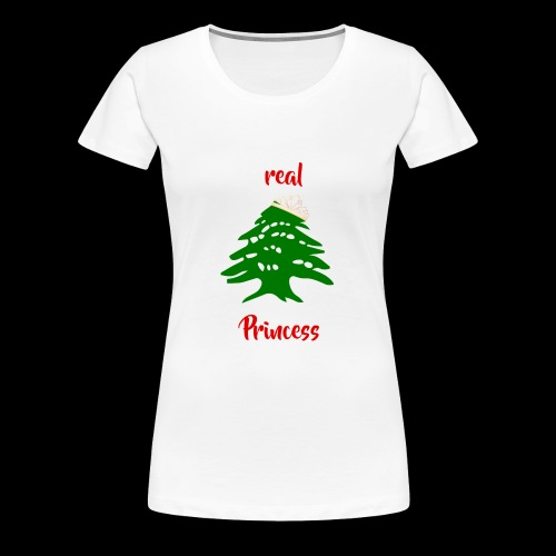 Lebanese princess - Frauen Premium T-Shirt
