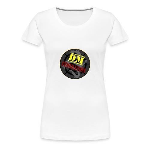 DM Federation Logo - Camiseta premium mujer