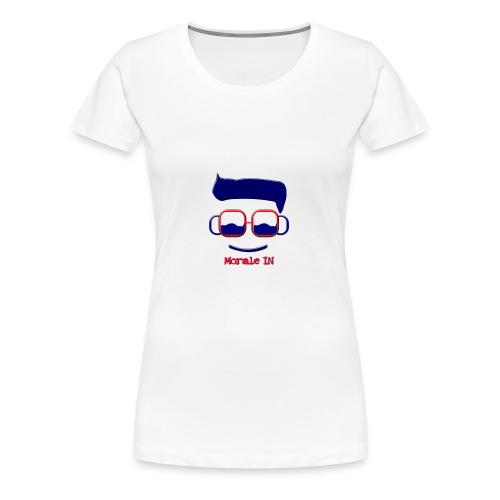 Morale IN - Maglietta Premium da donna