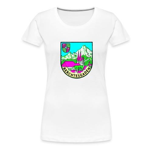 BERCHTESGADEN - Frauen Premium T-Shirt