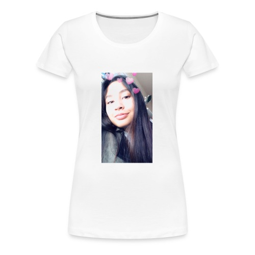1E6BCE91 8234 4304 8F8C AFC3648A8ACD - Frauen Premium T-Shirt