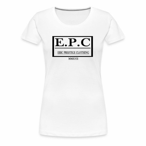 ERIC PRESTIGE CLOTHING - Women's Premium T-Shirt