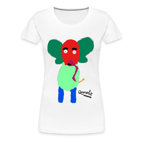 Annelie - Vrouwen Premium T-shirt