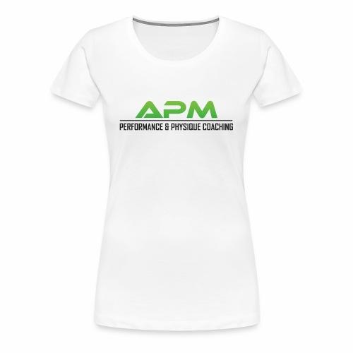 APM - Frauen Premium T-Shirt