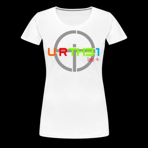 U R the 1 - Women's Premium T-Shirt