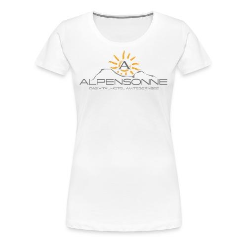 Hotel Alpensonne Tegernsee - Frauen Premium T-Shirt