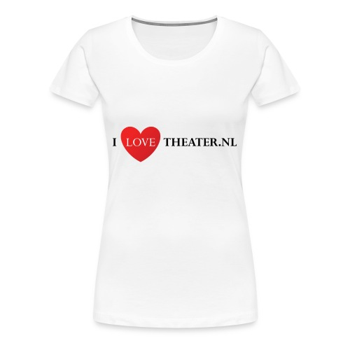 Hoes - Vrouwen Premium T-shirt