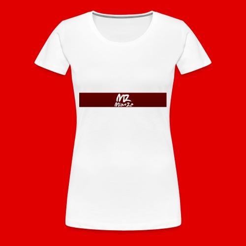 MinoZe T-Shirt - Premium-T-shirt dam