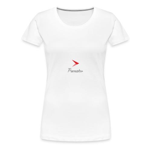 PrexaTV (Arrow) - Frauen Premium T-Shirt