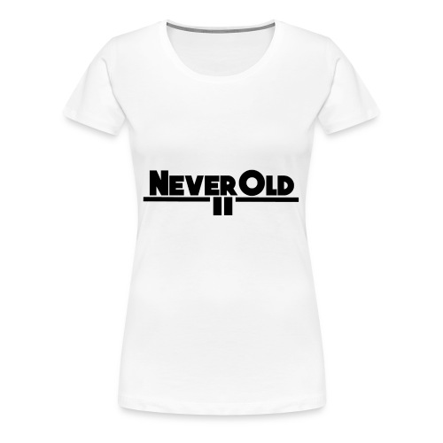 NeverOld Stylish - Premium-T-shirt dam