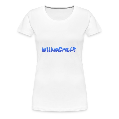 WilLucCraft SweatShirt - Dame premium T-shirt