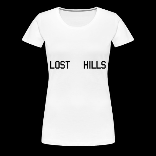 LOST HILLS - Women's Premium T-Shirt
