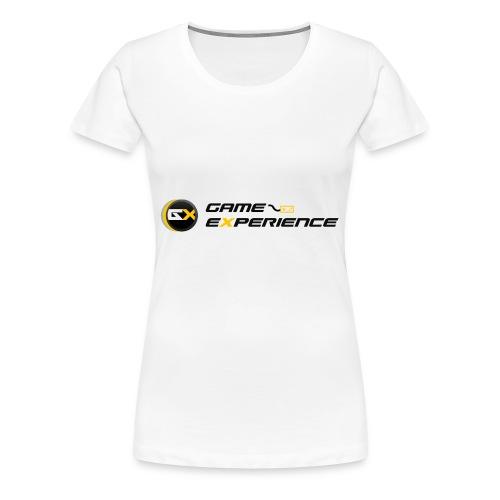 Maglietta Game-eXperience - Maglietta Premium da donna
