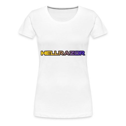 Hellrazor MK5 - Maglietta Premium da donna
