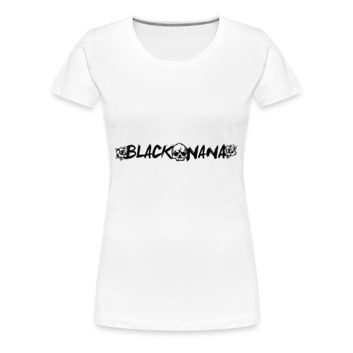 Sudadera chica BlackNana - Camiseta premium mujer