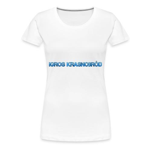2-png - Koszulka damska Premium
