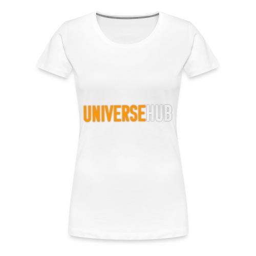 universehub - Dame premium T-shirt