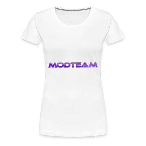 Twitch Modteam - Frauen Premium T-Shirt