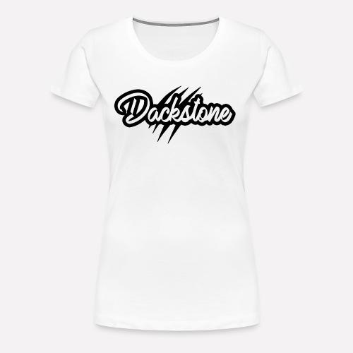 Dackstone - Frauen Premium T-Shirt