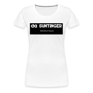 da Suntinger - Frauen Premium T-Shirt