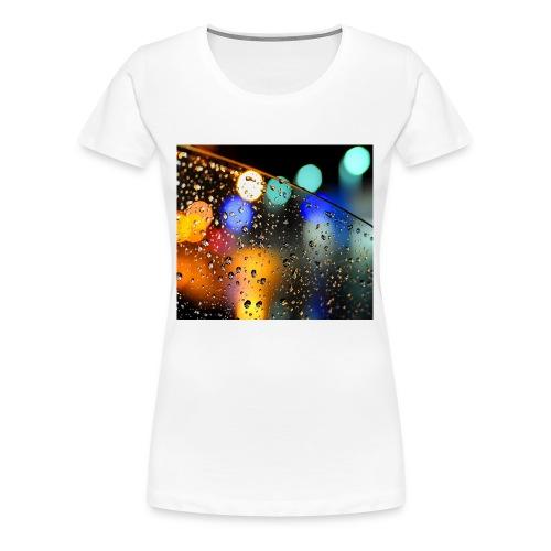 Abstract - Camiseta premium mujer