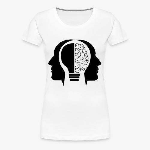 Aitzz.net - Frauen Premium T-Shirt