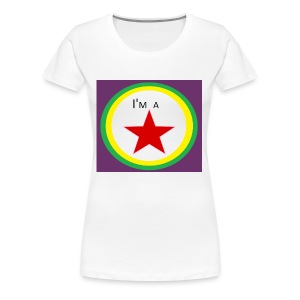 I'm a STAR! - Women's Premium T-Shirt