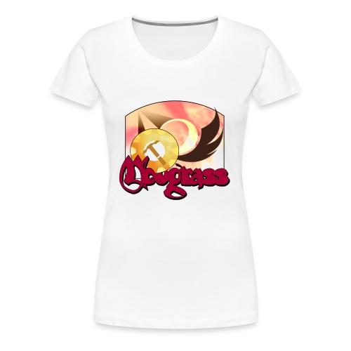 Neograss - Premium T-skjorte for kvinner