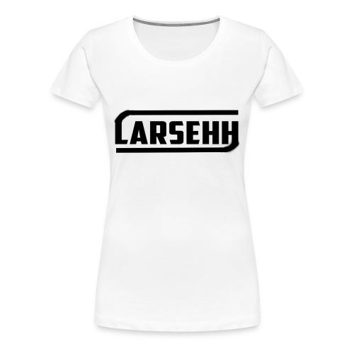 Galaxy S6 Larsehh hoesje - Vrouwen Premium T-shirt