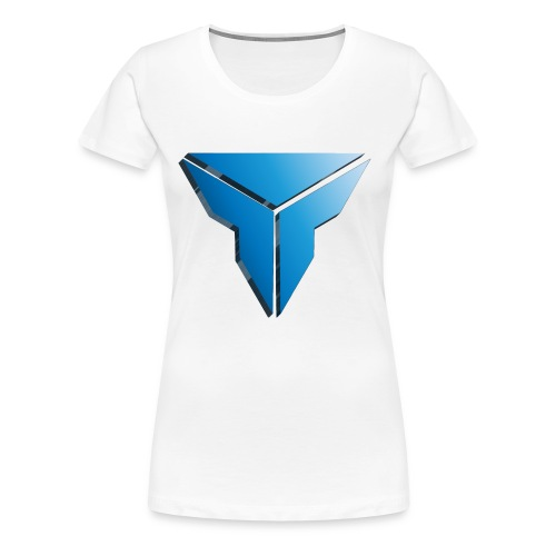Peeking - Frauen Premium T-Shirt