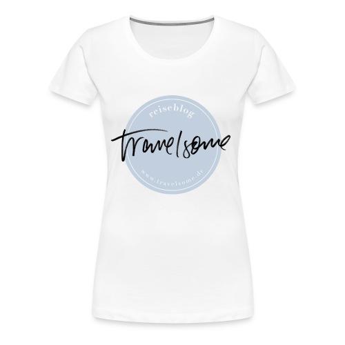 Monogram 1.0 - Frauen Premium T-Shirt