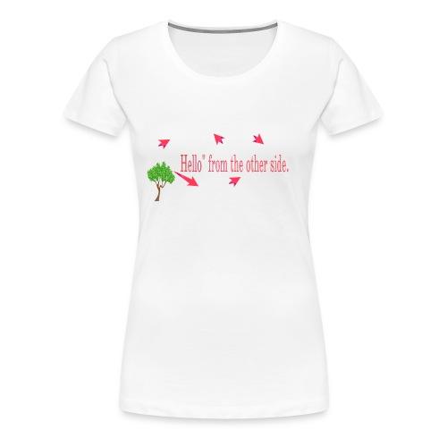 Belladonna - Premium T-skjorte for kvinner