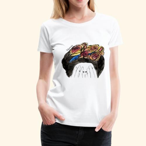 FRIDA KAHLO - Maglietta Premium da donna