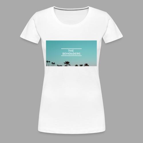 The Beholders mok - Vrouwen Premium T-shirt