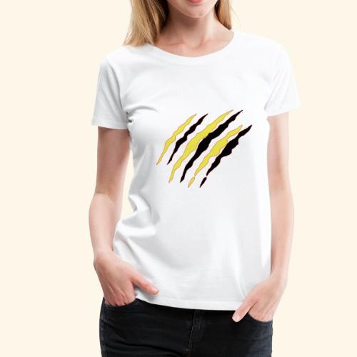49E2448E 5D80 4A85 9691 6D339497F372 - Dame premium T-shirt
