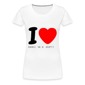 Bluzka damska - Koszulka damska Premium