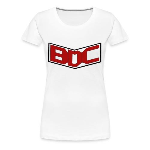 BDC - Women's Premium T-Shirt