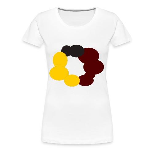 New Flag - Frauen Premium T-Shirt