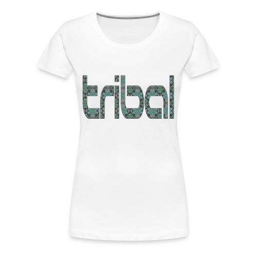 TribalPresence - Women's Premium T-Shirt