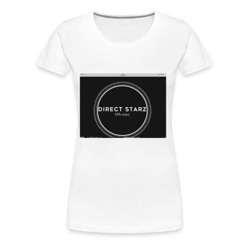 C5668D34 E055 492B BDB4 02D53242028F - Women's Premium T-Shirt