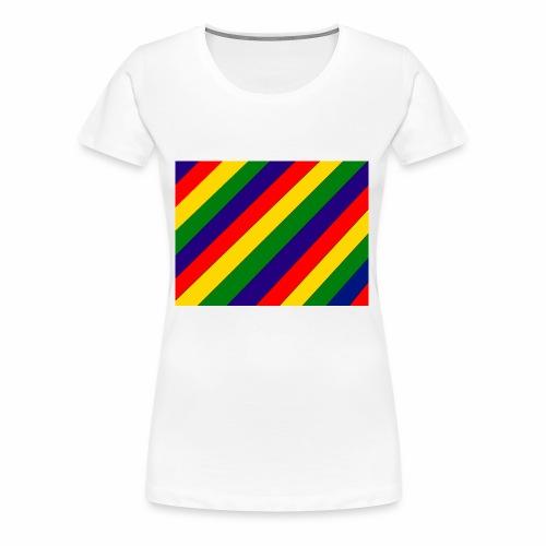 2 - Dame premium T-shirt