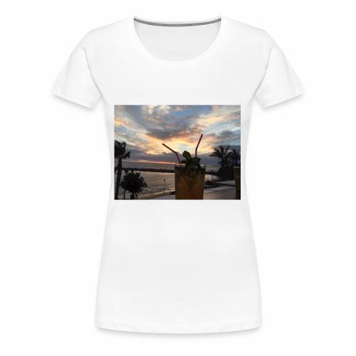 Tenerife - Frauen Premium T-Shirt